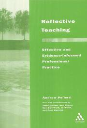 Reflective teaching : effective and evidence-informed professional practice
