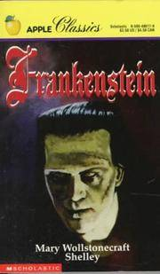 Frankenstein (Apple Classics) by Mary Wollstonecraft Shelley - 1994-10-01