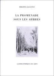 La promenade sous les arbres (Collection Litteraire: Pergamine) (French Edition)
