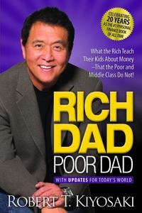 image of RICH DAD POOR DAD