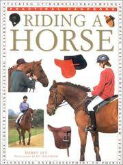 Riding a Horse by Debby Sly - Hardcover - 1999 - from The Published Page and Biblio.com