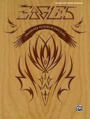 Eagles - Lyric/Chord Songbook (Lyrics/Chords)
