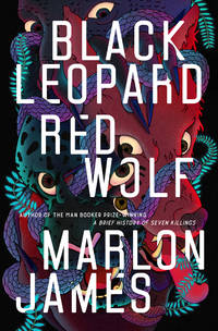 """BLACK LEOPARD, RED WOLF: """"DARK STAR"""" TRILOGY BOOK 1"""