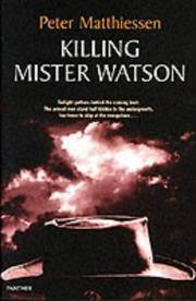 image of Killing Mister Watson (Panther)