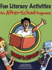 Fun Literacy Activities for After-school Programs: Books And Beyond