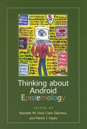 Thinking about Android Epistemology (American Association for Artificial Intelligence)