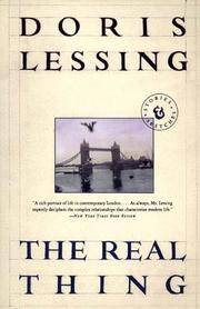 The Real Thing - Stories and Sketches