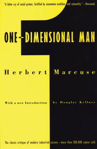 image of One Dimensional Man: Studies in Ideology of Advanced Industrial Society