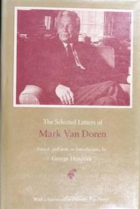 The Selected Letters Of Mark Van Doren