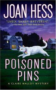 Poisoned Pins (A Claire Malloy Mystery)