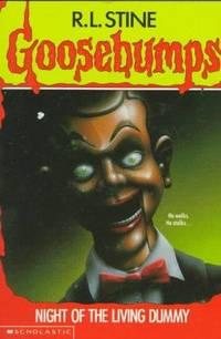 image of GOOSEBUMPS: Night of the Living Dummy / Night of the Living Dummy II / Night of the Living Dummy III  (#7, #31, #40)