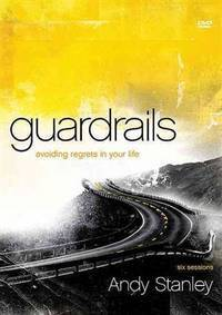 image of Guardrails Participant's Guide with DVD: Avoiding Regrets in Your Life