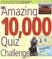 The Amazing 10,000 Quiz Challenge