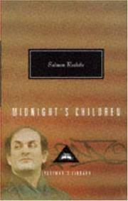 image of Midnight's Children (Everyman's Library Classics)