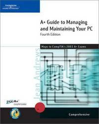 image of A+ Guide To Managing And Maintaining Your Pc, Comprehensive