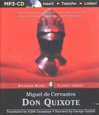 image of Don Quixote: Translated by Edith Grossman