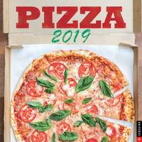 Pizza! 2019 Wall Calendar