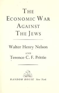 The Economic War Against the Jews