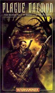 Plague Daemon (Warhammer: The Orfeo Trilogy, Book 2)