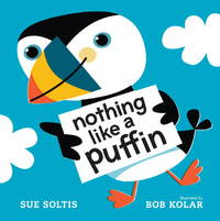 image of Nothing Like a Puffin