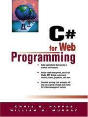 C# for Web Programming