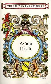 As You Like It by  William Shakespeare  - Paperback  - 1959-11-30  - from Cozy Book Cellar (SKU: 444591)