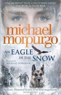 EAGLE IN THE SNOW- PB