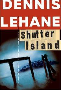 Shutter Island **1/1 SIGNED and lined**