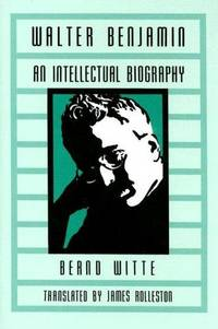 Walter Benjamin: An Intellectual Biography (Kritik: German Literary and Cultural Studies Series)