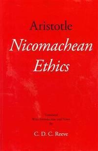 image of Nicomachean Ethics (The New Hackett Aristotle)