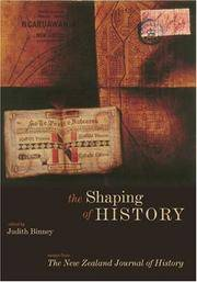 image of The Shaping of History