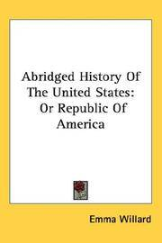Abridged History Of the United States