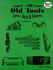 Town -- Country: Old Tools with Prices / Locks, Keys, and Closures with Prices