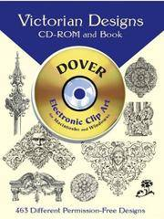 Victorian Designs Cd-Rom and Book