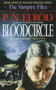 Bloodcircle (The Vampire Files, No 3)