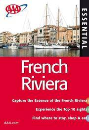 AAA Essential French Riviera (AAA Essential Guides) [Jun 10, 2008] Fisher