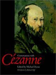 Conversations with Cezanne (Documents of Twentieth-Century Art)