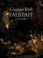 Falstaff in Full Score