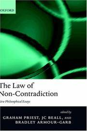 Contradiction essay law new non philosophical