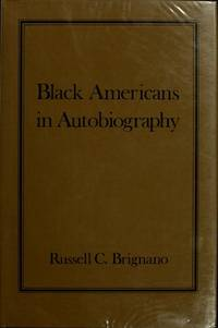 Black Americans in Autobiography,