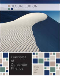 Principles of Corporate Finance by Richard A. Brealey - Paperback - 2010-03-05 - from Books Express and Biblio.com