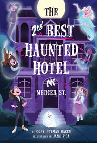 SECOND BEST HAUNTED HOTEL ON MERCER ST