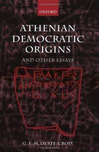 essays on athenian democracy Discuss the athenian definition of democracy is the city state the only kind of state in which true democracy can exist what happens to democracy when it.