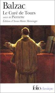 image of Cure de Tours Pierrett (Folio (Gallimard)) (French Edition)