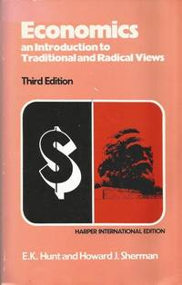 Economics: An introduction to traditional and radical views