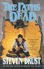 image of The Paths of the Dead (The Viscount of Adrilankha, Book 1)
