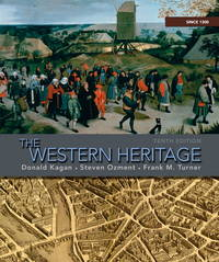 image of The Western Heritage: Since 1300 (10th Edition)