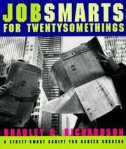 Jobsmarts for Twentysomethings