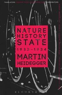image of Nature, History, State (Athlone Contemporary European Thinkers)