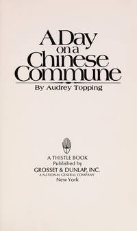 A Day on a Chinese Commune